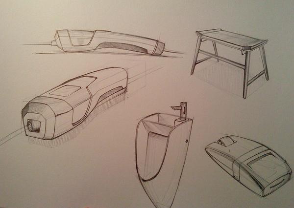 产品设计图怎么画