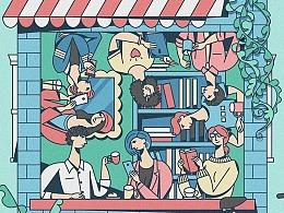 插画合集——2019(1)