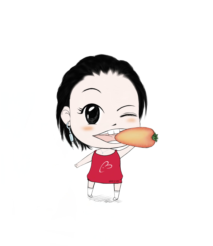 q版人物练习|动漫|肖像漫画|博德 - 原创作品 - 站酷