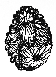花卉图案变形图片