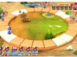 那些年做的界面_人生第一款游戏