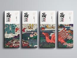 鱼凫文创包装