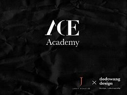ACE Academy艺术培训机构品牌VI全案|DODOWANG DESIGN