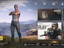网易游戏《survivor royale》界面设计和部分徽标