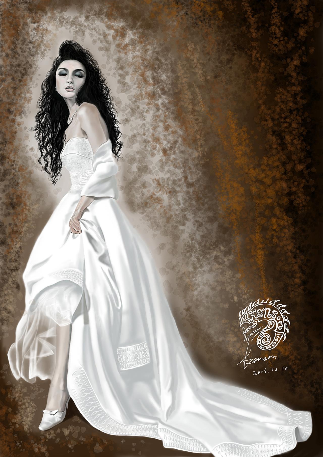 婚纱 婚纱照 1280_1811 竖版 竖屏