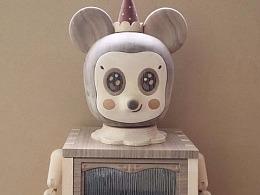 莱托-小鼠柜 Moil's handmade