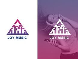 joy音乐工作室logo