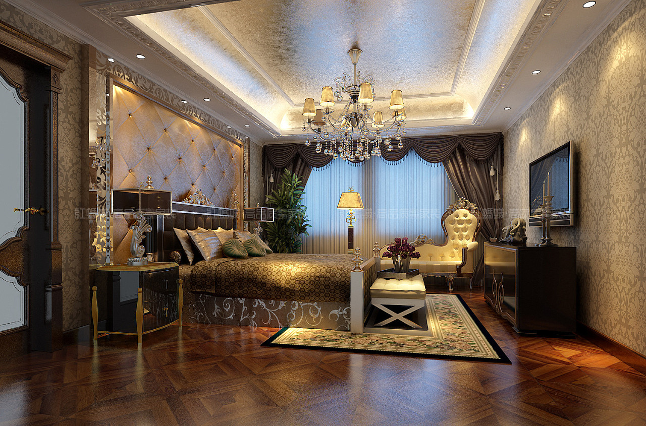 红蚂蚁装饰欧式新古典风格|空间|室内设计|江苏红蚂蚁
