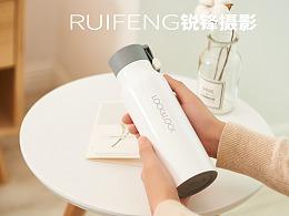 乐扣保温杯摄影|水杯拍摄|RUIFENG武汉锐锋摄影工作室