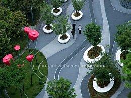 山东济南瑞光建筑空间摄影——上海朗诗阁