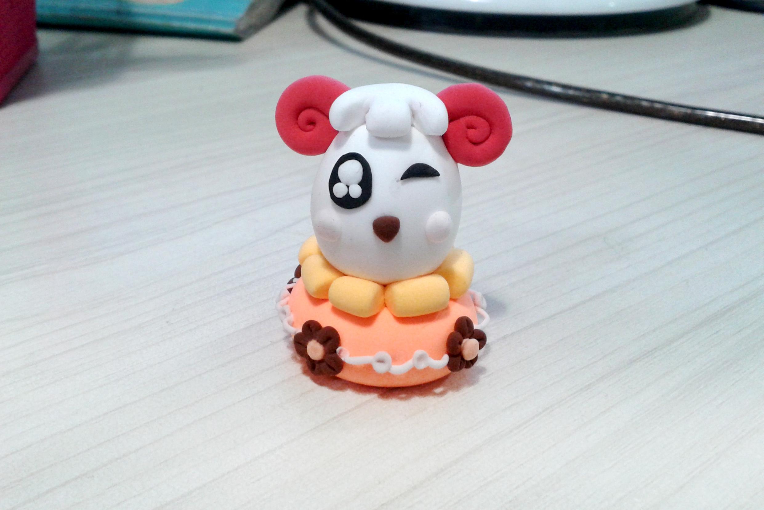 软陶系列之小动物