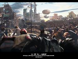 子弹钉-Art-丧尸围城