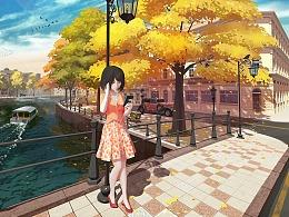 【绘本更新】Fall