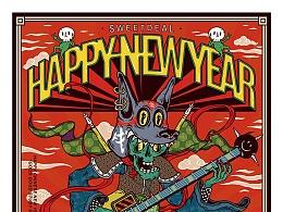 HAPPY NEW YEAR/新年快乐