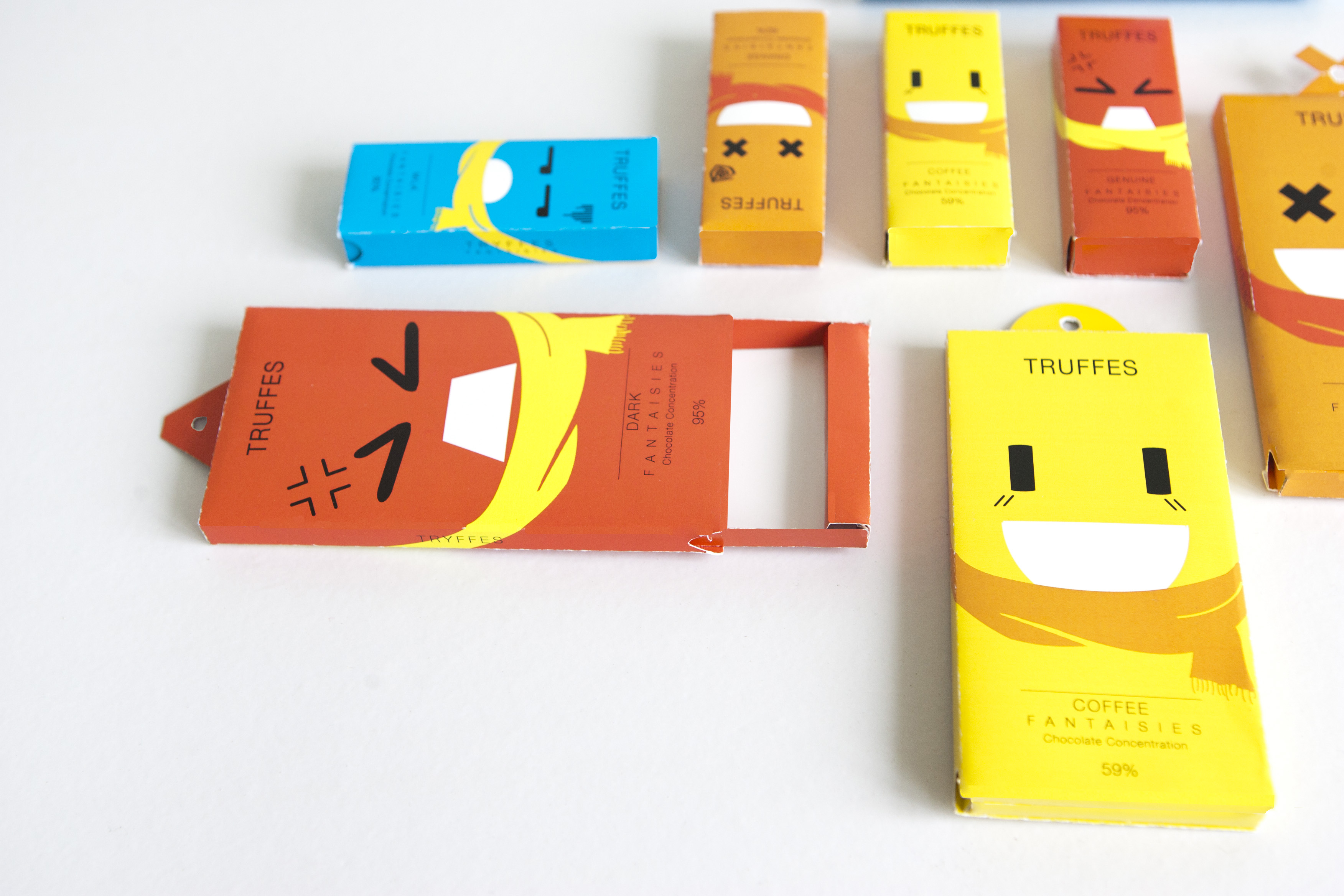 巧克力包装设计图片