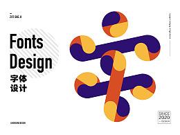 Font design-字体集2.0