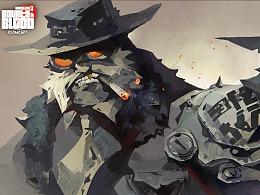 Borderlands 3: Bounty of Blood DLC3 故事版工作