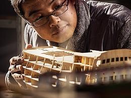 复原黑珍珠号五月花号的手艺人——木制船模制作