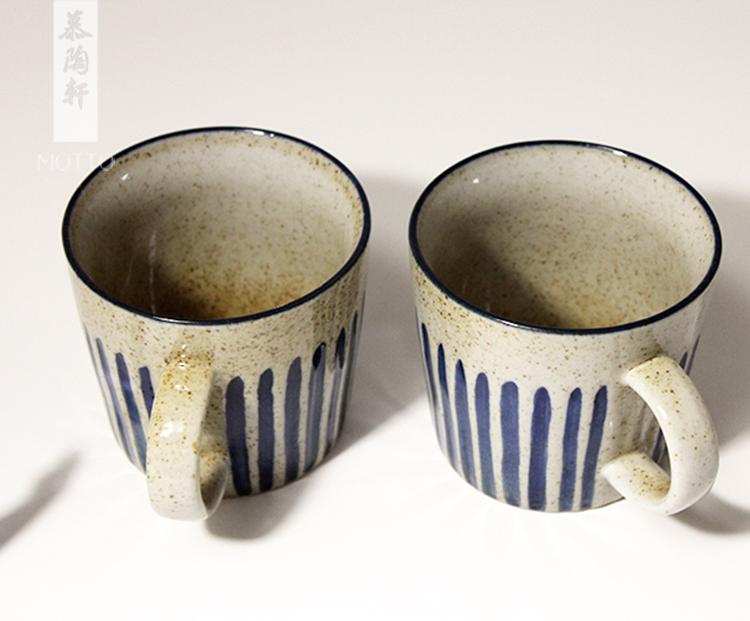 【手作】粗陶咖啡杯