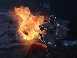 【MIX视觉·作品】穿越火线·枪战王者 十月版本宣传片