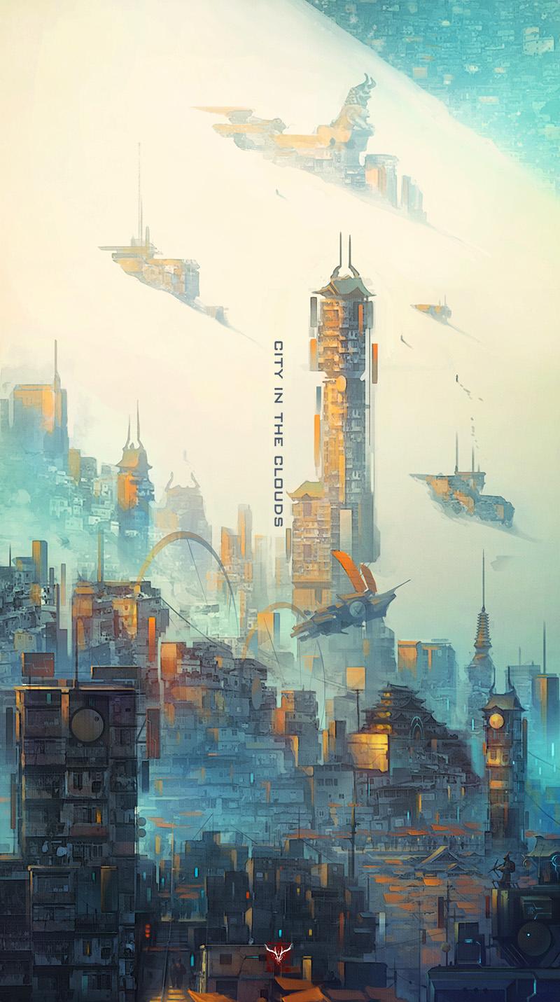 查看《云之城-CITY IN THE CLOUDS》原图,原图尺寸:800x1431