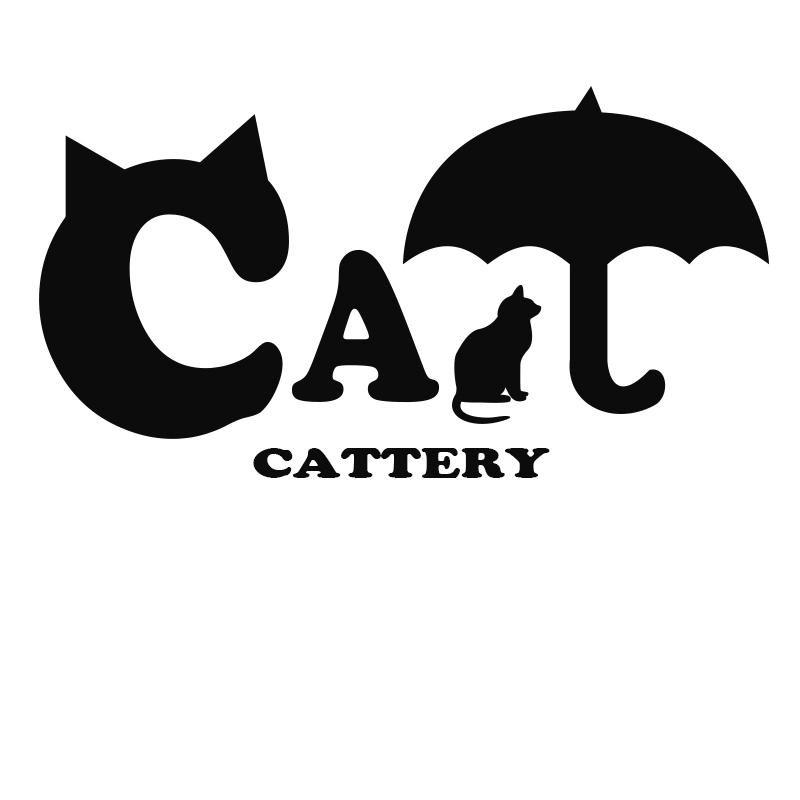 原创作品:猫舍logo