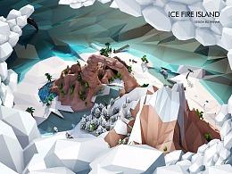 ICE FIRE VACATION ISLAND