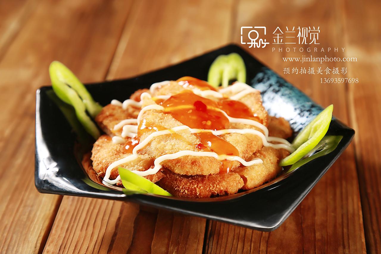 中式快餐菜品拍摄