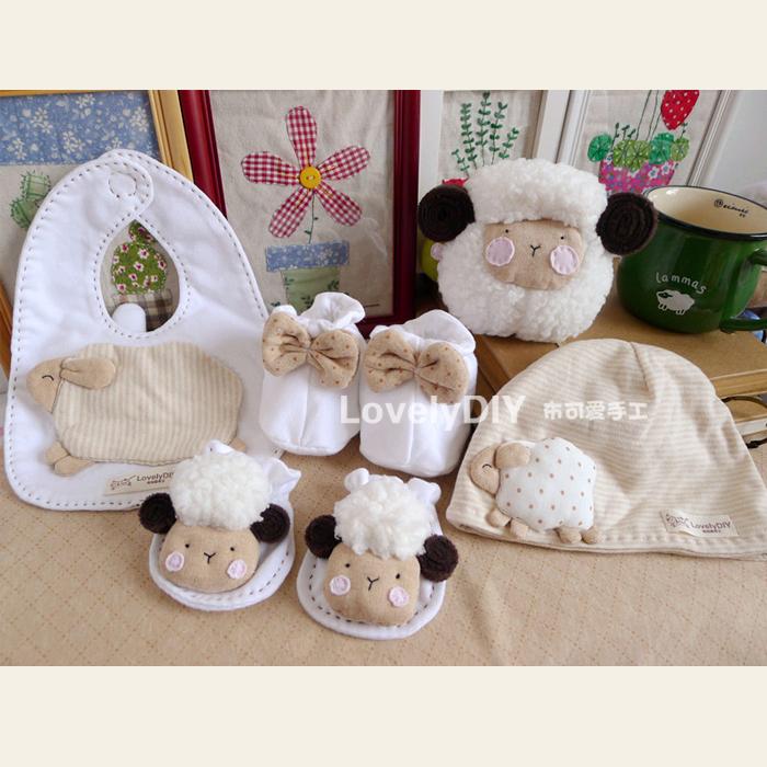幼儿手工制作布艺茶壶