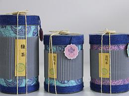 《两生》民族茶叶包装设计
