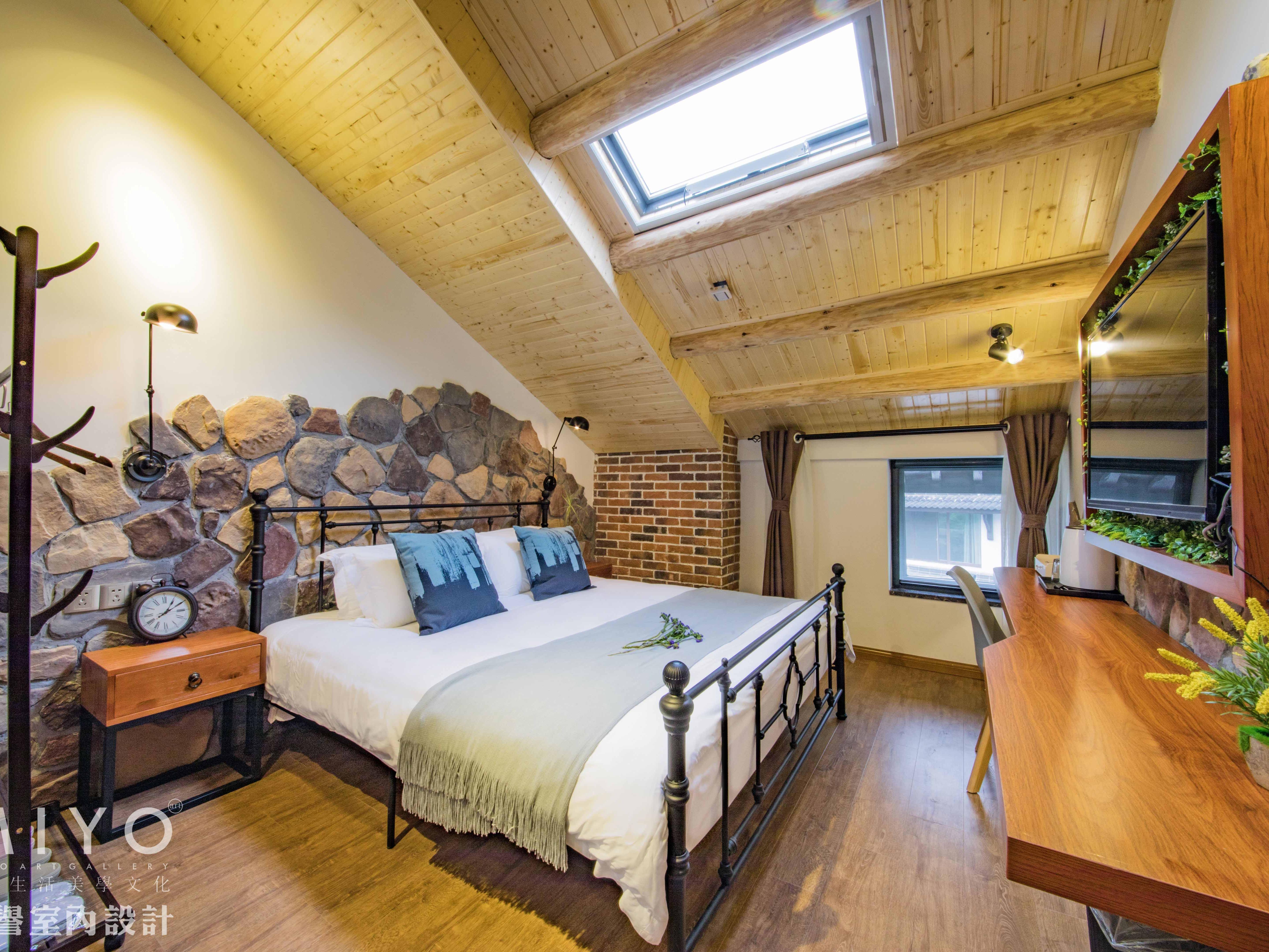 广西涠洲岛民宿设计案例分享——美誉设计