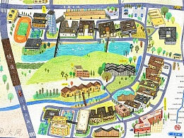 手绘地图3.0