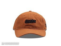 弯檐棒球帽
