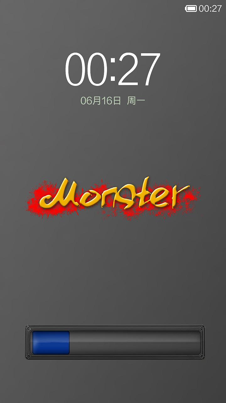 monster钢琴简谱exo