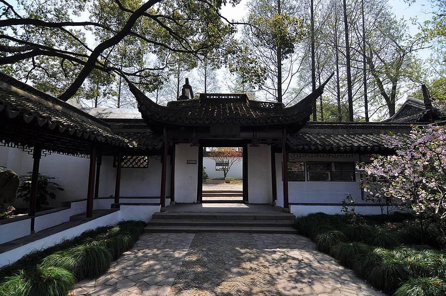 重庆古建筑设计/寺庙字体1设计/古镇规划/仿古道观设计logod图片