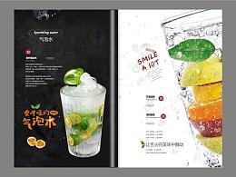 咖啡厅饮品单设计制作,捷达菜谱公司专业饮品单摄影