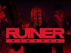 《Ruiner - Rampage》游戏UI