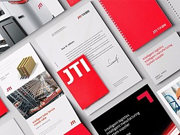 智慧物流上市公司品牌VI设计