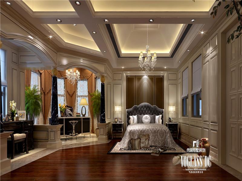成都尚层装饰别墅装修||欧香小镇欧式风格|室内设计