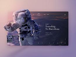 网页界面版式设计