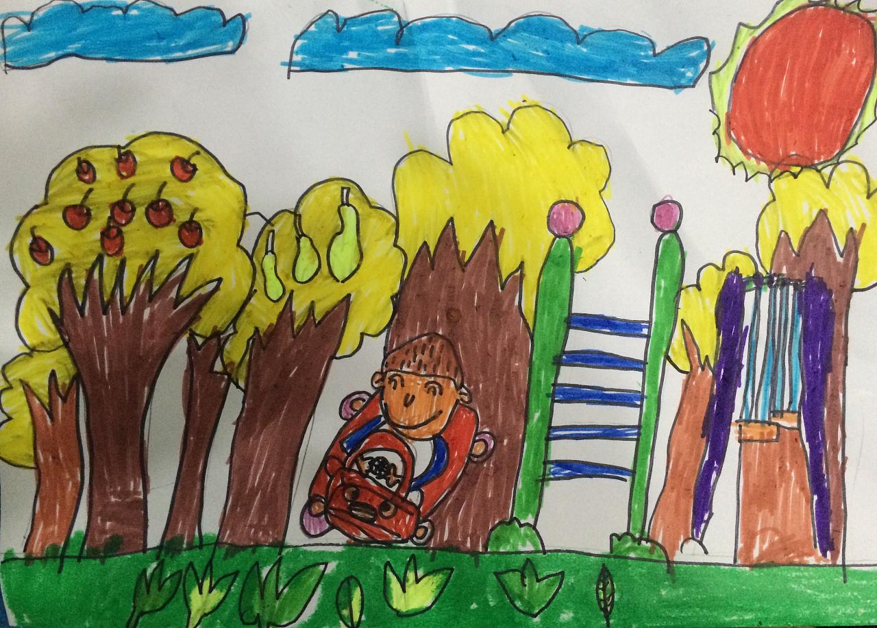 幼儿创意美术作品展图片展示_幼儿创意美术作品展相关图片下载图片