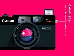 Canon A35datelux | 纪念我的第一台胶片相机