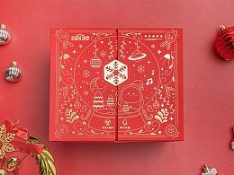 故事机圣诞礼盒版