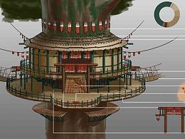 《森》建筑设计