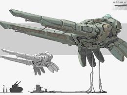 载具设定-s-crab-II