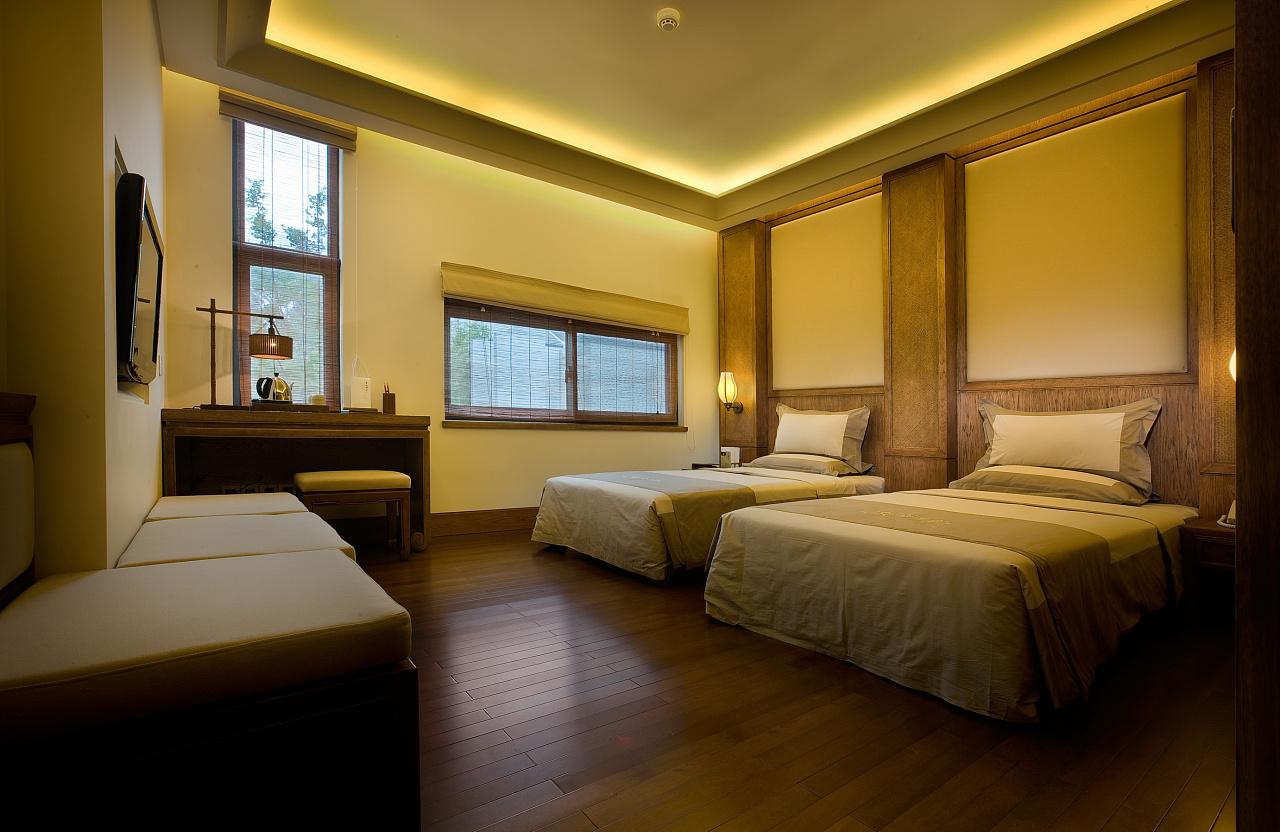 德阳网站酒店装修设计|禅酒店民宿文化主题设广告设计哪个民宿好图片