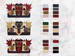 2017箱包手袋设计原创作品集合——刺猬系列