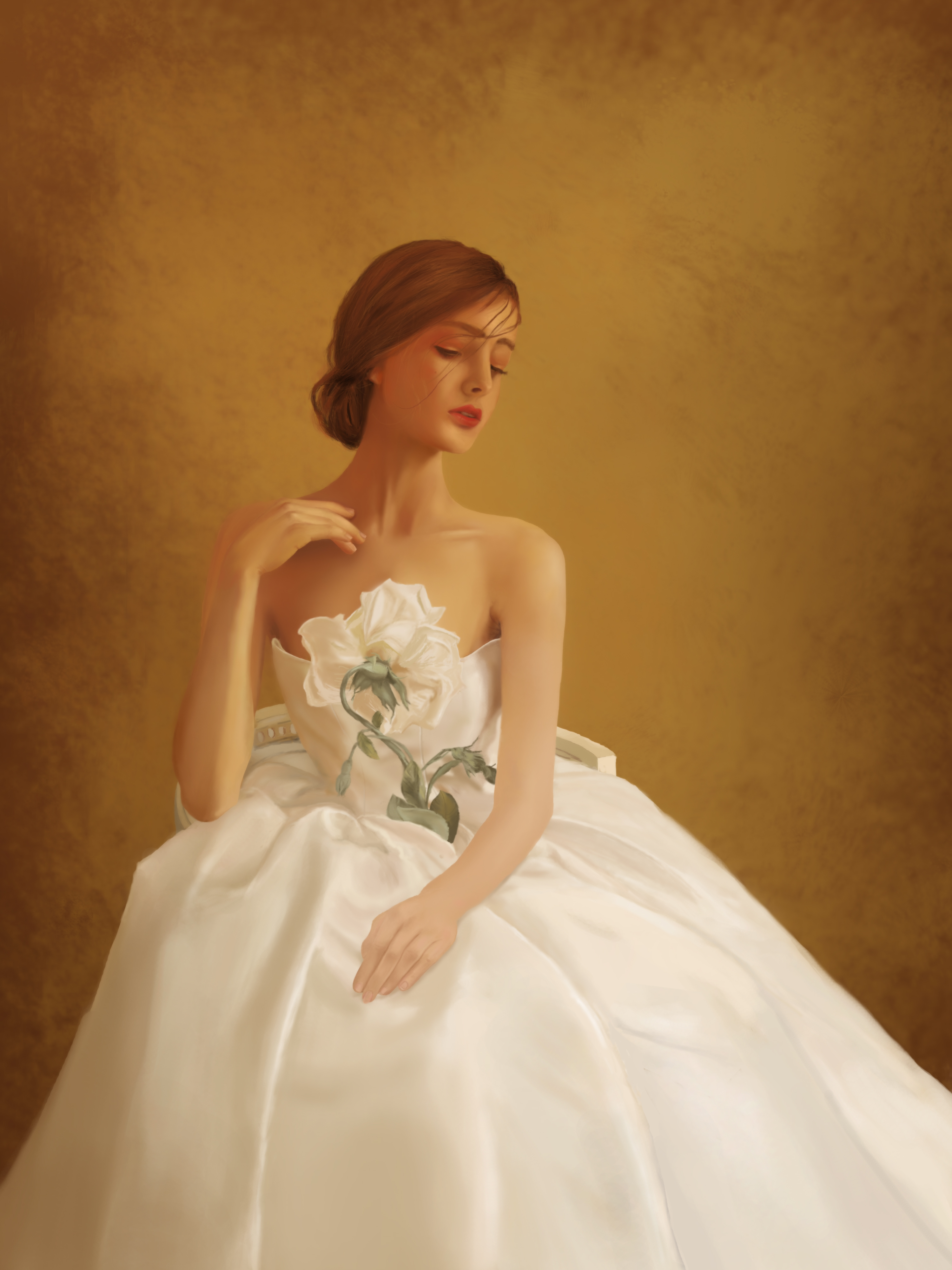 婚纱 婚纱照 3000_4000 竖版 竖屏