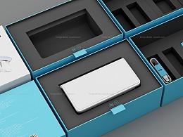 一个智能科技眼镜包装设计方案备选方案