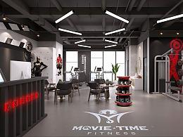 MovieTime电影主题健身房